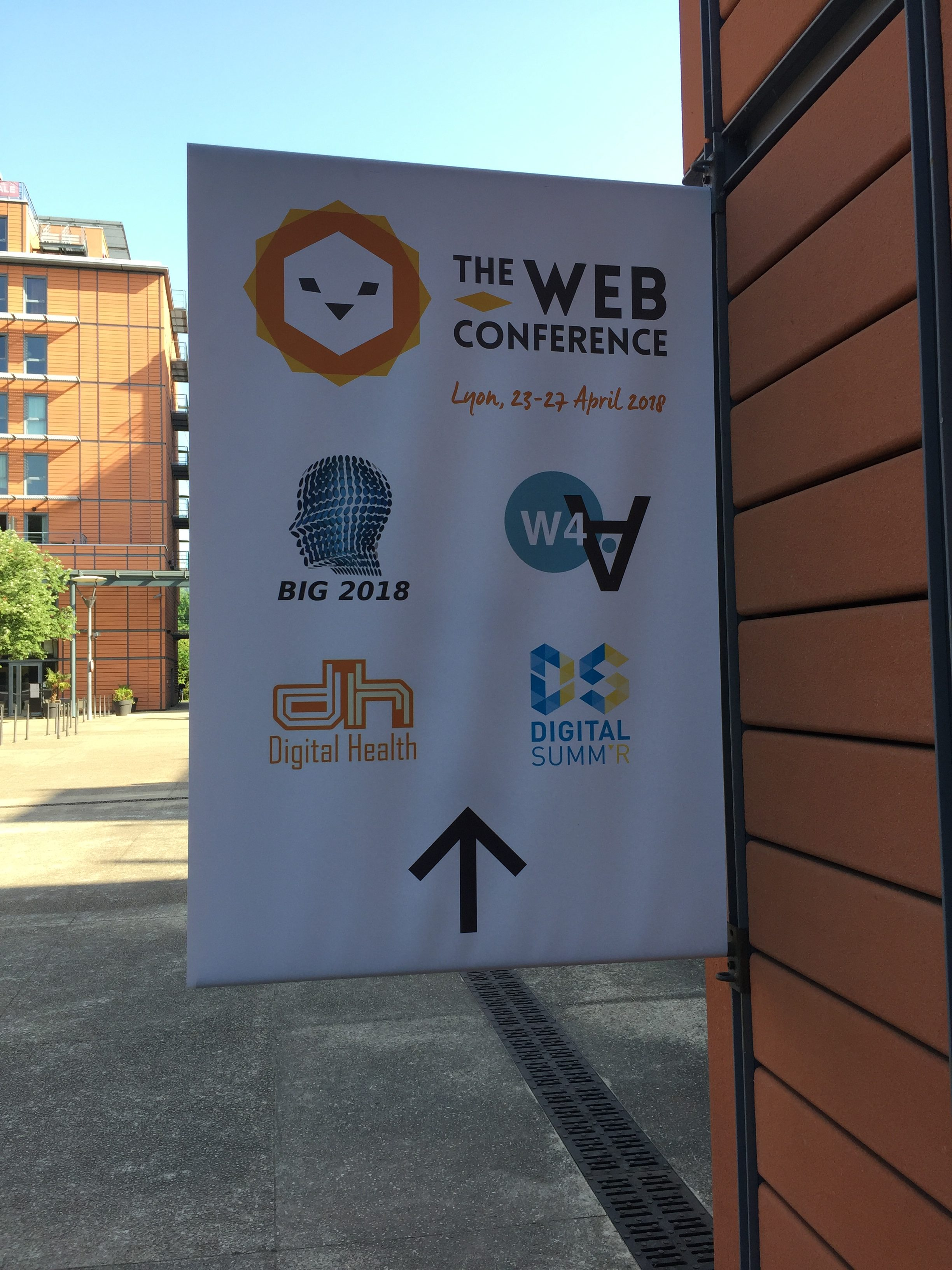 The Web Conference 2018 – 2