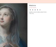 """App """"Donne allo specchio"""" – App """"Women in the mirror"""""""